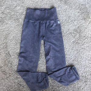 Free people good karma leggings irregular